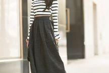 maxi skirt ♥ / all maxi skirt !!