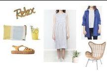 Looks Blue Popelina / Looks con prendas de Blue Popelina