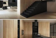 Black and wood | Thuis Interieurontwerp
