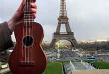 ukuleles *~*