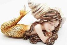 Mermaids - Fairies and Friends