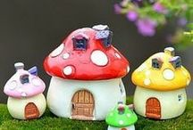Fairy Village - Houses and Cottages