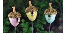 Bird Houses and Nests - Goodies