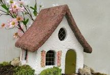 Hypertufa Houses - Houses and Cottages