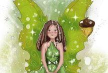 Special Fairies - Fairy Books
