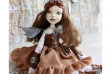 Handmade Fairies / Our collection of wonderful handmade fairies will make any visiting enchanted folks appreciate the beauty of your fairy garden!