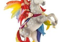 Fantasy Fairies / Enter a world full of fun and enchantment with our wonderful collection of Fantasy fairies!