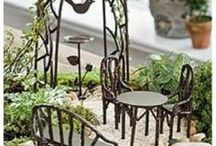 Furniture / Create a magical land with lovely decors! Our lovely collection of furniture would absolutely delight the fairies and enchanted folks in your garden!