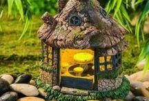 Fairy Houses (Opening Doors)