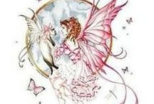 Fairy Garden Decals