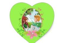 King Henry & Queen Olivia of the Fairy Kingdom / Meet the King and Queen of the Fairy Kingdom. They are busy supervising all the enchanted folks around you and its a delight to see them with fabulously design royal jewelry.