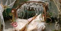 Fairy Beds and Furniture