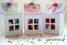Christmas / Christmas decoration, cakes and food!