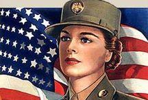 American, Veteran and Patriot / by MissM