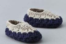Crochet - Baby And Kids Shoes 1!
