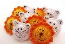 Crochet - Applique !