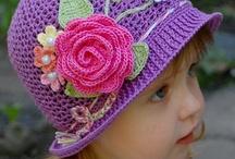 Crochet - Baby And Kids Hats 1!