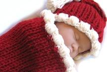 Crochet - Baby Cocoons !