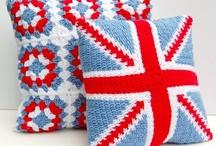 Crochet - Cushions and Pillows !
