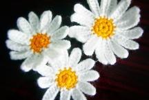 Crochet - Flowers !