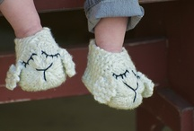 Crochet - Baby And Kids Shoes 3 ! - Novelty