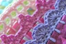 Crochet - Edges and Borders !
