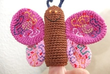 Crochet - Finger Puppets !