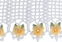 Crochet - Curtains !