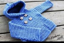 Crochet - Baby and Kids Wear 1 !