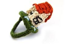Crochet - Houses !