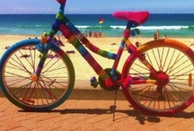 Crochet - Bike Fashion !