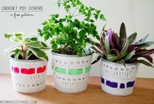 Crochet - Boxes,Baskets,Containers !