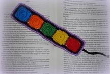 Crochet - Bookmarks !