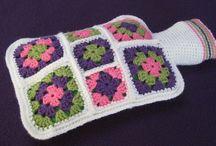 Crochet - Hot Water Bottles !