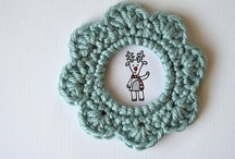 Crochet - Picture Frames !