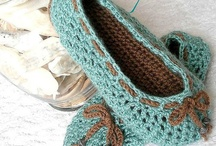 Crochet - Adult Shoes And Footwear !
