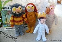 Crochet - Monsters And Scary Things !
