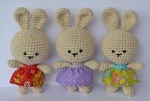 Crochet - Rabbits !