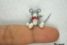 Crochet - Mice !