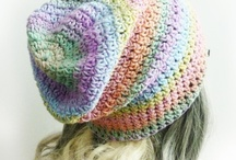 Crochet - Adult Hats !