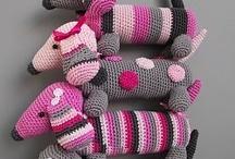 Crochet - Dogs !