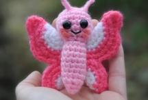 Crochet - Butterflies !