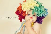 Crochet - Clowns !