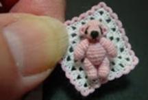 Crochet - Miniature !