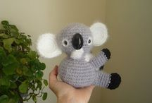 Crochet - Kangaroos And Koalas !