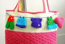 Crochet - Baby And Kids Bags !