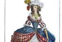 XVIII century fashion plates / by Laura Manzoni