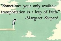 Inspirational / Words of Wisdom