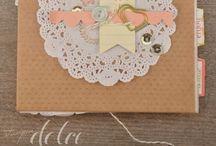 Mini Alben Stampin up / by Tatjana Richert