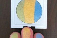 Mary Kay a reálné barvy / Mary Kay a jak vypadají barvy dekorativní kosmetiky v reálu